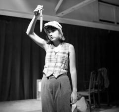 Zoe as Fleance
