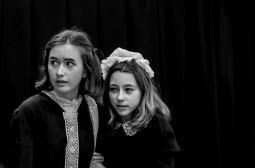 Zoe and Maddie Servants