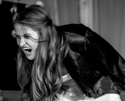 Lucy the vampire